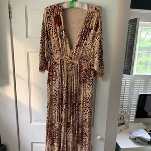 Rachel Palley Long Caftan Dress